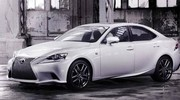Lexus IS : une voiture qui dmnage