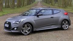 Essai Hyundai Veloster Turbo : lentement mais sûrement