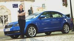 Emission Automoto : Aston Martin Vanquish, Skoda Octavia