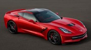 Corvette Stingray (C7)