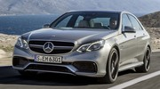 Mercedes E63 AMG restyle