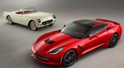 la nouvelle Corvette Stingray officielle