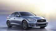 Infiniti Q50 : la G37 cde sa place  la Q50