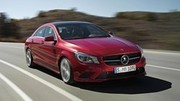 Mercedes Coupe CLA : un CLS en rduction