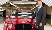 Résultats 2012, Bentley : le V8 cartonne, plus de 8500 ventes