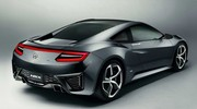 Honda NSX Concept : de nouveaux dtails