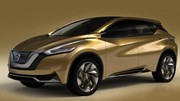 Nissan Resonance, le Murano fait sa mue