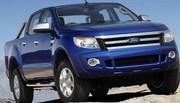 Ford Ranger: une nouvelle version au catalogue français