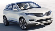 Lincoln MKC Concept