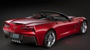 Chevrolet Corvette C7 Cabriolet : Dcouverte prcoce ?
