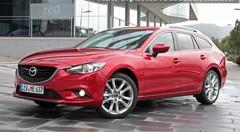 Essai Mazda 6 Wagon 2.2 Skyactiv-D 175 ch : challenger de choc