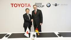 BMW et Toyota développeront des batteries et une sportive ensemble