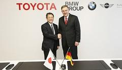 BMW et Toyota précisent leur partenariat