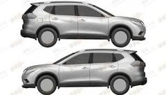 Futur Nissan X-Trail : il fuit sur la toile