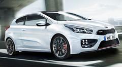 Kia Pro Cee'd GT et Cee'd GT : La Cee'd sulfurique !