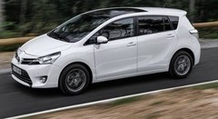 Essai Toyota Verso : coup de jeune et recto rectifié
