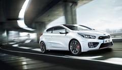Kia Pro Cee'd GT : les premières photos officielles
