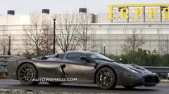Ferrari F150/F70 2013 : nouvelles photos scoop