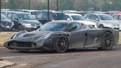 La Ferrari F150 sort moins habillée