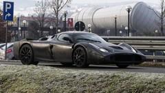 Ferrari F70 : 900 chevaux bien cabrés !