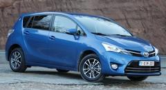 Essai Toyota Verso restylé : suite logique