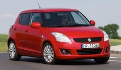 La Suzuki Swift passe le cap des 3 millions d'exemplaires
