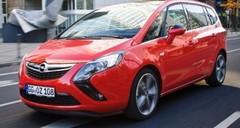 Opel Zafira BiTurbo 195 : le monospace 7-places Diesel le plus puissant