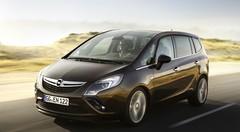 Opel Zafira : nouveau moteur biturbo de 195 ch!