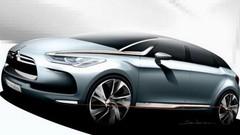 Un concept-car Citroën au salon de Shanghai 2013