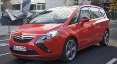 Opel Zafira Tourer BiTurbo : 7 places à 218 km/h