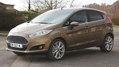 Essai Ford Fiesta restylée : miss techno