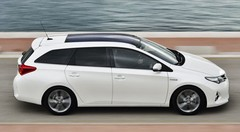 Toyota Auris Touring Sport : le premier break hybride essence
