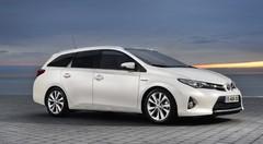 Toyota Auris Touring Sports : volume hybride