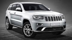Jeep : le Grand Cherokee restylé arrive en Europe