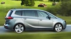 Opel Zafira : le nouveau 1.6 CDTi Ecotec de 136 ch présenté à Genève