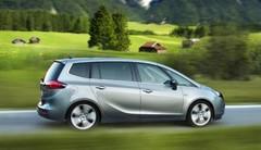 Opel Zafira Tourer : Un nouveau 1.6 L diesel à Genève