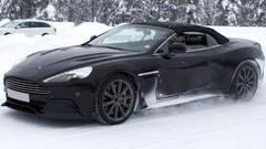 L'Aston Martin Vanquish enlève le haut
