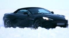 Aston Martin Vanquish Volante : Parée au décollage