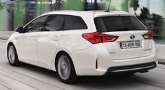 Toyota Auris Touring Sports : Question de coffre