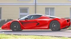 """Future Ferrari """"F150"""" : présentation officielle au Salon de Genève"""