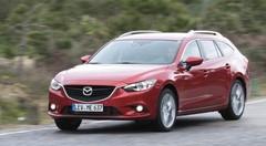 Essai Mazda 6 Wagon 2.2 Skyactiv-D 175 2013 : Break de style