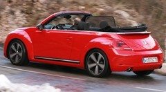 Essai Volkswagen Coccinelle : le Cabriolet a mûri