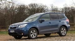 Essai Subaru Forester 2.0D 147