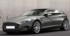 Aston Martin Rapide Bertone : l'anti Panamera Sport Turismo