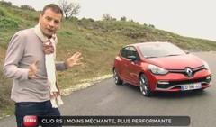 Emission Turbo : Renault Clio 4 RS, 500L, C3 Picasso, Classe E