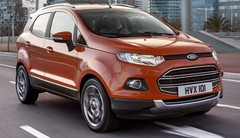 Ford EcoSport pour l'Europe