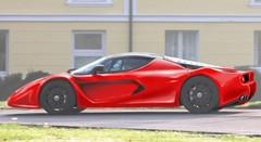 """Ferrari """"F150"""", les 499 unités toutes vendues ?"""