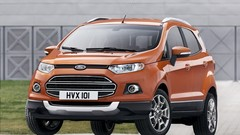 Ford EcoSport: prêt pour l'Europe