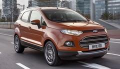 Ford EcoSport : Arrivée en Europe