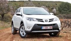 Essai nouveau Toyota RAV4 2.0 D4-D 4X2 : au coeur du marché